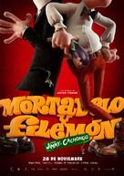 Mortadelo y Filemón contra Jimmy el Cachondo - Spanish Movie Poster (xs thumbnail)