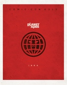 Planet of the Apes - Blu-Ray movie cover (xs thumbnail)