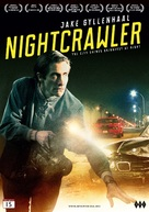 Nightcrawler - Norwegian DVD cover (xs thumbnail)