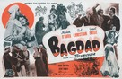 Bagdad - Spanish Movie Poster (xs thumbnail)