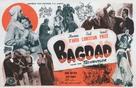 Bagdad - Spanish Movie Poster (xs thumbnail)