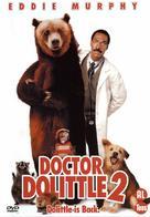 Doctor Dolittle 2 - Belgian DVD cover (xs thumbnail)