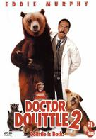 Doctor Dolittle 2 - Belgian DVD movie cover (xs thumbnail)