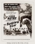 The Blazing Sun - poster (xs thumbnail)