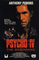 Psycho IV: The Beginning - German Movie Cover (xs thumbnail)