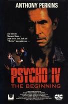 Psycho IV: The Beginning - German VHS cover (xs thumbnail)