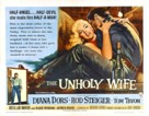 The Unholy Wife - British Movie Poster (xs thumbnail)