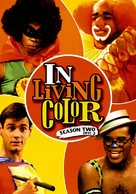 """""""In Living Color"""" - DVD movie cover (xs thumbnail)"""