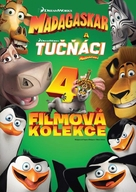 Madagascar 3: Europe's Most Wanted - Czech DVD movie cover (xs thumbnail)