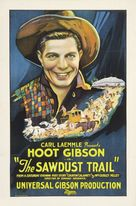 Sawdust Trail - Movie Poster (xs thumbnail)