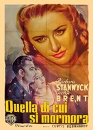 My Reputation - Italian Movie Poster (xs thumbnail)