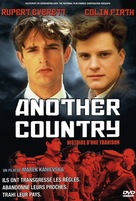 Another Country - French DVD movie cover (xs thumbnail)