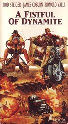 Giù la testa - VHS cover (xs thumbnail)