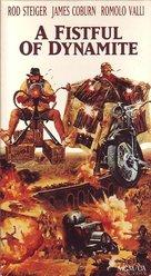 Giù la testa - VHS movie cover (xs thumbnail)