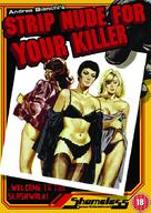 Nude per l'assassino - British Movie Cover (xs thumbnail)