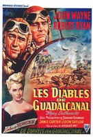 Flying Leathernecks - Belgian Movie Poster (xs thumbnail)
