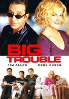 Big Trouble - DVD cover (xs thumbnail)