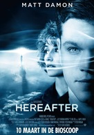 Hereafter - Dutch Movie Poster (xs thumbnail)