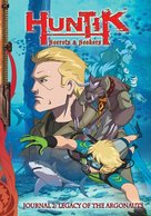 """Huntik: Secrets and Seekers"" - DVD cover (xs thumbnail)"