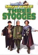 Snow White and the Three Stooges - DVD cover (xs thumbnail)