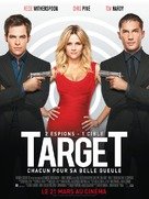This Means War - French Movie Poster (xs thumbnail)