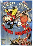 The Flying Deuces - Italian Movie Poster (xs thumbnail)