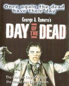 Day of the Dead - New Zealand Movie Cover (xs thumbnail)