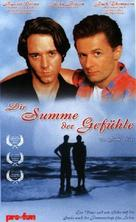 The Sum of Us - German VHS movie cover (xs thumbnail)