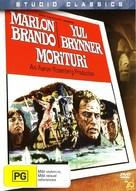 Morituri - DVD movie cover (xs thumbnail)