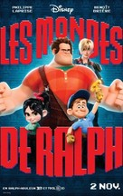 Wreck-It Ralph - Canadian Movie Poster (xs thumbnail)