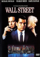 Wall Street - French DVD movie cover (xs thumbnail)