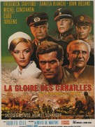 Dalle Ardenne all'inferno - French Movie Poster (xs thumbnail)