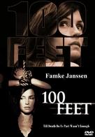 100 Feet - DVD movie cover (xs thumbnail)