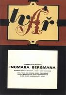 Ansiktet - Czech Movie Poster (xs thumbnail)