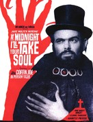 À Meia-Noite Levarei Sua Alma - Movie Poster (xs thumbnail)
