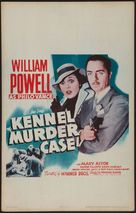 The Kennel Murder Case - Re-release movie poster (xs thumbnail)