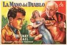 La main du diable - Spanish Movie Poster (xs thumbnail)
