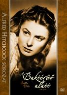 Under Capricorn - Hungarian DVD cover (xs thumbnail)