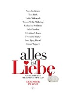 Alles Ist Liebe - German Movie Poster (xs thumbnail)