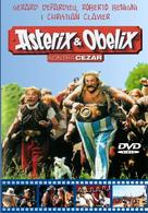Astérix et Obélix contre César - Polish DVD movie cover (xs thumbnail)