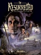The Resurrected - German Blu-Ray cover (xs thumbnail)