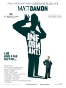 The Informant - French Movie Poster (xs thumbnail)