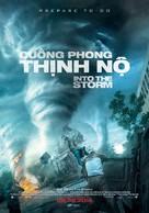 Into the Storm - Vietnamese Movie Poster (xs thumbnail)