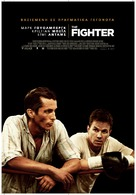 The Fighter - Greek Movie Poster (xs thumbnail)