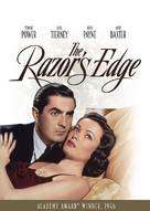 The Razor's Edge - Movie Cover (xs thumbnail)