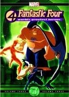 """Fantastic Four"" - DVD cover (xs thumbnail)"