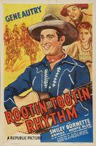 Rootin' Tootin' Rhythm - Re-release poster (xs thumbnail)