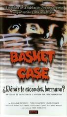 Basket Case - Spanish VHS movie cover (xs thumbnail)