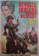 Oklahoma Territory - Italian Movie Poster (xs thumbnail)
