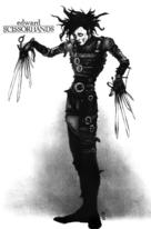 Edward Scissorhands - Movie Poster (xs thumbnail)